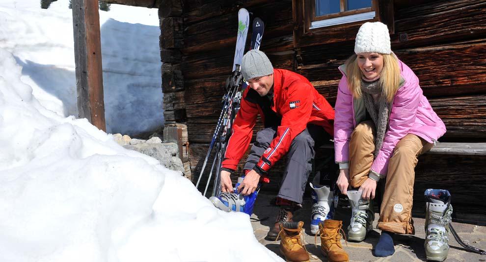 Ski ab Hof